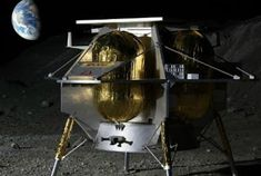 NASA Just Picked These 3 Companies to Build Private Moon Landers for Lunar Science. Spacex Falcon 9, Lunar Lander, Moon Missions, Three's Company, Moon Landing, Space Exploration, Spacecraft, The Expanse, Science And Technology