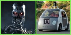Uber sem motoristas humanos? Sim os robôs vão dominar o mercado
