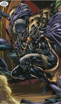 black panther marvel comics | Black Panther - Marvel Comics - Shuri - Female - Writeups.org