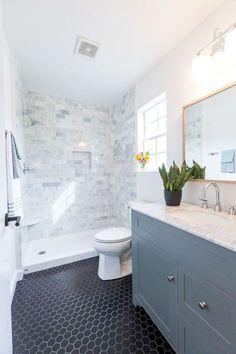 12 Easy DIY Bathroom Remodel Ideas For New Fresh Look - decoratio.co