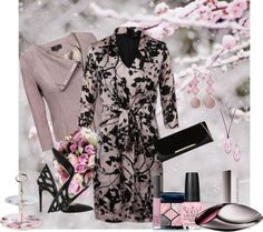 """""""A touch of frost"""" by armband ❤ liked on Polyvore"""