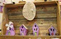 Kit casette legno lanterne