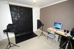 Do-it-Yourself Photography Studio DIY Home Studio Build | by HyperXP.com