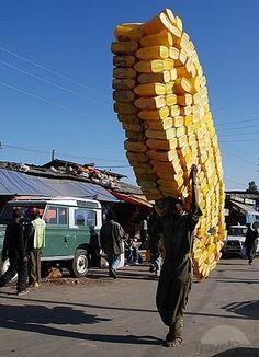 Merkato Addis Ababa Ethiopia by fries om utens