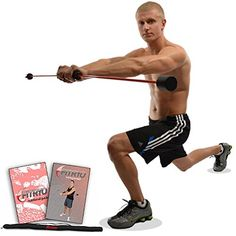 Total Bar Exercise Bar, Workout Bar and Rehabilitation Equipment Includes Carrying C. Strength Training Equipment, Gym Training, Home Gym Equipment, No Equipment Workout, Shoulder Rehab, Exercise Bike Reviews, Physical Therapy Exercises, Bar Workout, Back Pain Exercises
