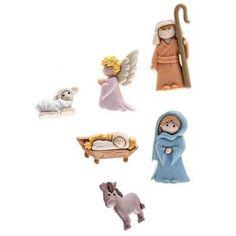 Hobby Lobby - Nativity Shank Buttons