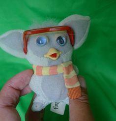 Original Hasbro 2006 FURBY Pilot action figure McDonald's Happy Meal Toy #Hasbro Australia Olympics, Muppet Babies, Kids Toys, Pilot, Action Figures, Pokemon, Barbie, Meal