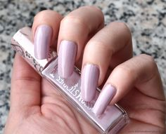 p2 Blossom Stories - hazy lilac  #nagellack #nailpolish #lilac #spring #bblogger #notd #p2 #manicure