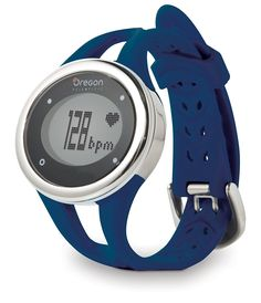 Oregon Scientific SE338/BXTDB Gaiam ECG Touch Watch, Navy *** See this great product. (This is an Amazon affiliate link)