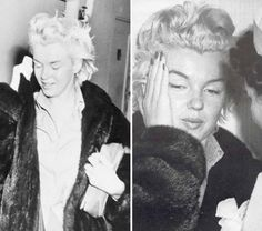 Never-Before-Seen Pictures of Marilyn Monroe Reveal the Secret and Scandalous Life You Never Knew About - Page 10 of 35 - Post Hard Funny Meme Pictures, Rare Pictures, Funny Memes, Marilyn Monroe Painting, Marylin Monroe, Bad Picture, Norma Jeane, Humor, Movie Stars