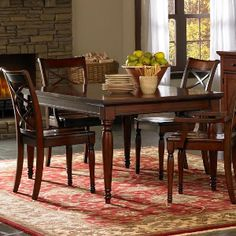 This Autumn Dining Room Table Is The Perfect Fit You're Your Beauteous Aspen Home Dining Room Furniture Design Decoration