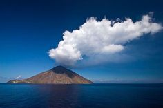 Italy, Isole Eoli, Stromboli