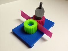 Paper Crimper by jetty - Thingiverse