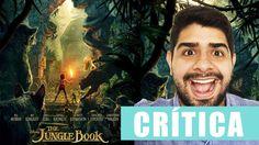 EL LIBRO DE LA SELVA - Crítica - Cartelera de cine #33 - Daniel Rojas