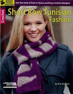 Maggie's Crochet · Short Row Tunisian Fashion