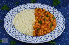CAIETUL CU RETETE: retete cu naut Falafel, Penne, Chana Masala, Coco, Curry, Tortillas, Ethnic Recipes, Vegans, Mince Pies