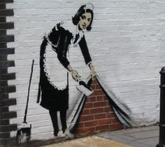 Best of U.K. Graffiti Legend Banksy