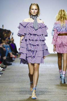 House of Holland Ready To Wear Spring Summer 2017 London