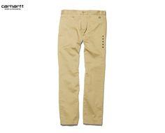 uniform experiment x CARHARTT SID PANT