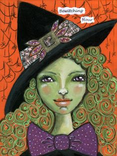 """""""Bewitching Hour"""" - Heather Foust"""