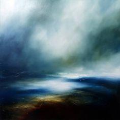 """Saatchi Art Artist Paul Bennett; Painting, """"The Storm Never Rests"""" #art"""