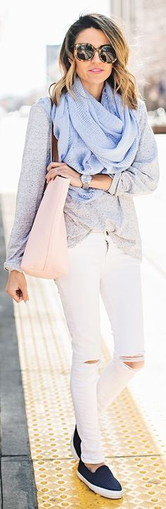 Spring Neutrals Layers by Hello Fashion