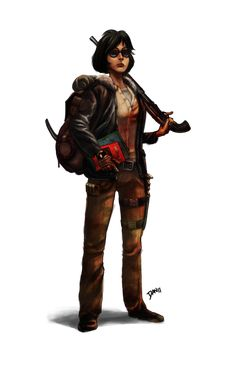 zombie game concept art - Google Search