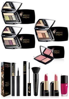 Maquiagem Lancôme Jason Wu Collection!
