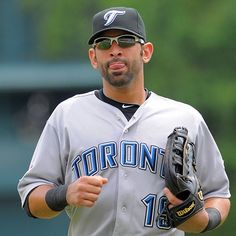 Jose Bautista - Right Feilder - Toronto Blue Jays