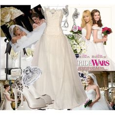 Bride wars by cohen36987 on Polyvore featuring ANNA and 1928