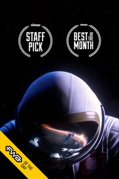 """Vimeo STAFF PICK and BEST of the MONTH for """"The Missed Spaceflight""""!!!!!"""