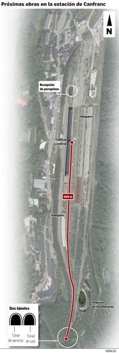 Canfranc tendrá un tren turístico que llegará al vestíbulo de la estación | Noticias de Aragón en Heraldo.es