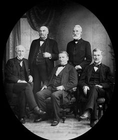 Noted Albion attorney presided over Boss Tweed trial