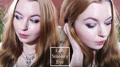How to do a Smokey Eye - Easiest way ever! Makeup Tutorials, Smokey Eye, Eyes, Youtube, Smoky Eye, Make Up Tutorial