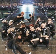 We are one, we are EXO!