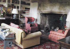 Cath Kidston's sitting room (2009)