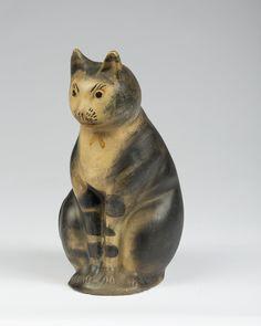 chalkware cat