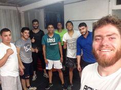 2016 VAMOS CON TODO!!      #Entrenamiento #Fitness #Fit #FitnessAddict  #WOD #Workout #BodyBuilding #Cardio