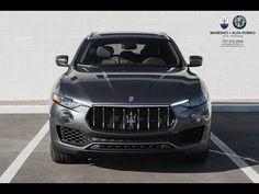 Comparison: 2017 Maserati Levante - BASE vs. SPORT