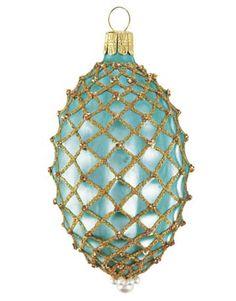 Blue Pinecone - John Toole Design