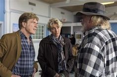Redford and Nolte amble down the Appalachian Trail in 'A Walk in the Woods' : Entertainment
