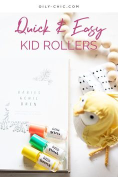 Easy essential oil roller recipes and more for kids! Make one today Sleepy Essential Oil Blend, Essential Oils For Sleep, Essential Oil Storage, Best Essential Oils, Essential Oil Uses, Roller Bottle Recipes, Perfume Recipes, Essential Oil Perfume, Rollers