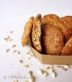 Biscotti integrali ai cereali
