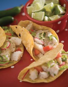 temp-tations® by Tara: Tasty Fish Tacos