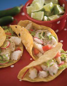 temp-tations® by Tara: Tasty Fish Tacos