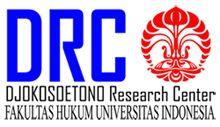 Djokosoetono Research Center Logo