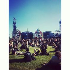 Mainstage at #Hellfest #Clisson #HellfestOpenAir2015