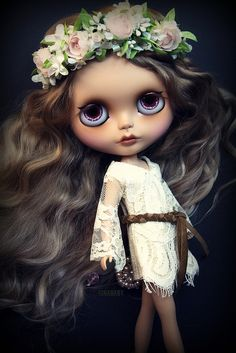 'Little Bohemian Girl'