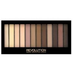 Herbal Makeup Revolution Redemption Palette - Nykaa