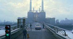 From Monty Python to Children of Men: Battersea Power Station in films